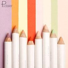 Maquiagem e corretivo pudaier, caneta corretiva de longa duração para esconder os olhos, de corretivo