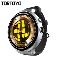 TORTOYO I4 Air 3G Smart Watch Phone 1.39 Android 5.1 MTK6580M 2GB 16GB GPS WIFI Camera Bluetooth Heart Rate Monitor Smartwatch