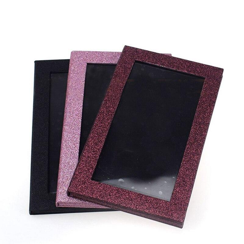 DIY Leere Magnet Lidschatten-palette Bling Glitter Mode Einfach zu tragen Puder rouge lippenstift lipgloss Fundation Make-Up-tool