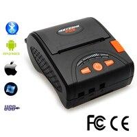 IMP006 Hot Sales Pos58 Thermal Printer Mini Bluetooth Android Thermal Printer Receipt Printer Reliability 100km Print