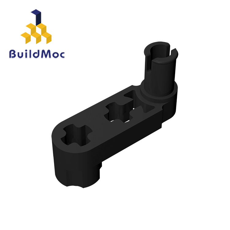 BuildMOC 33299 1x3  Technic Changeover Catch For Building Blocks Parts DIY Educational Creative Gift Toys