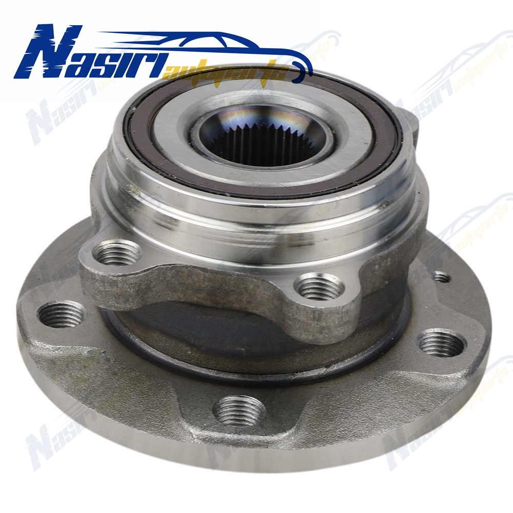 2007 Fits Ford F-150 Front Wheel Bearing and Hub Assembly x 2 Stirling Note: Heavy Duty - 7 Stud