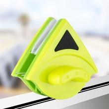 Стеклоочиститель инструмент двухсторонняя Магнитная Щетка стеклоочистителя Полезная поверхность щетка для мытья домашнего окна щетка для мытья стекол очиститель