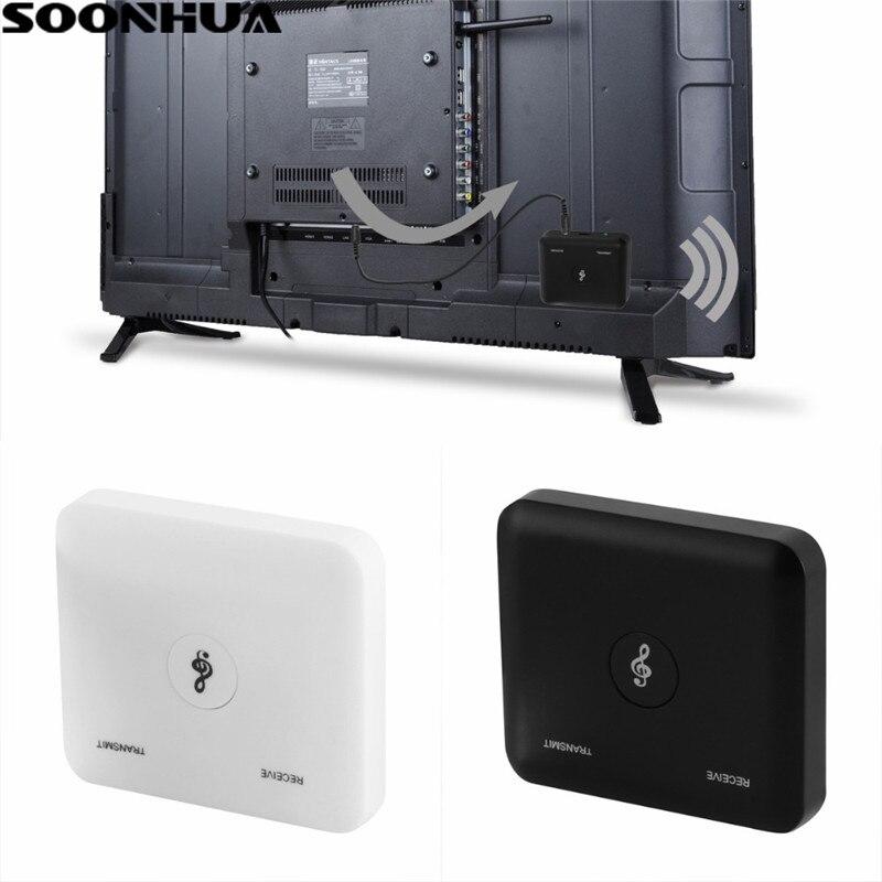 2 In 1 Bluetooth Sender Und Empfänger A2dp Hause Tv Stereo 3,5mm Port Usb-ladegerät Drahtlose Audio Adapter Für Telefon Pc