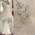 Vestido де Noiva Принцеса Luxo Кружева Свадебные Платья 2017 Vintage Свадебные Платья Бисер Bruidsjurken Alibaba Китай Свадебное Платье