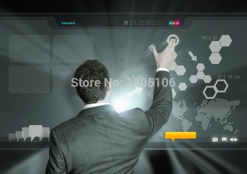 46 inch 4 points IR touch screen / IR touch panel for touch table, kiosk etc