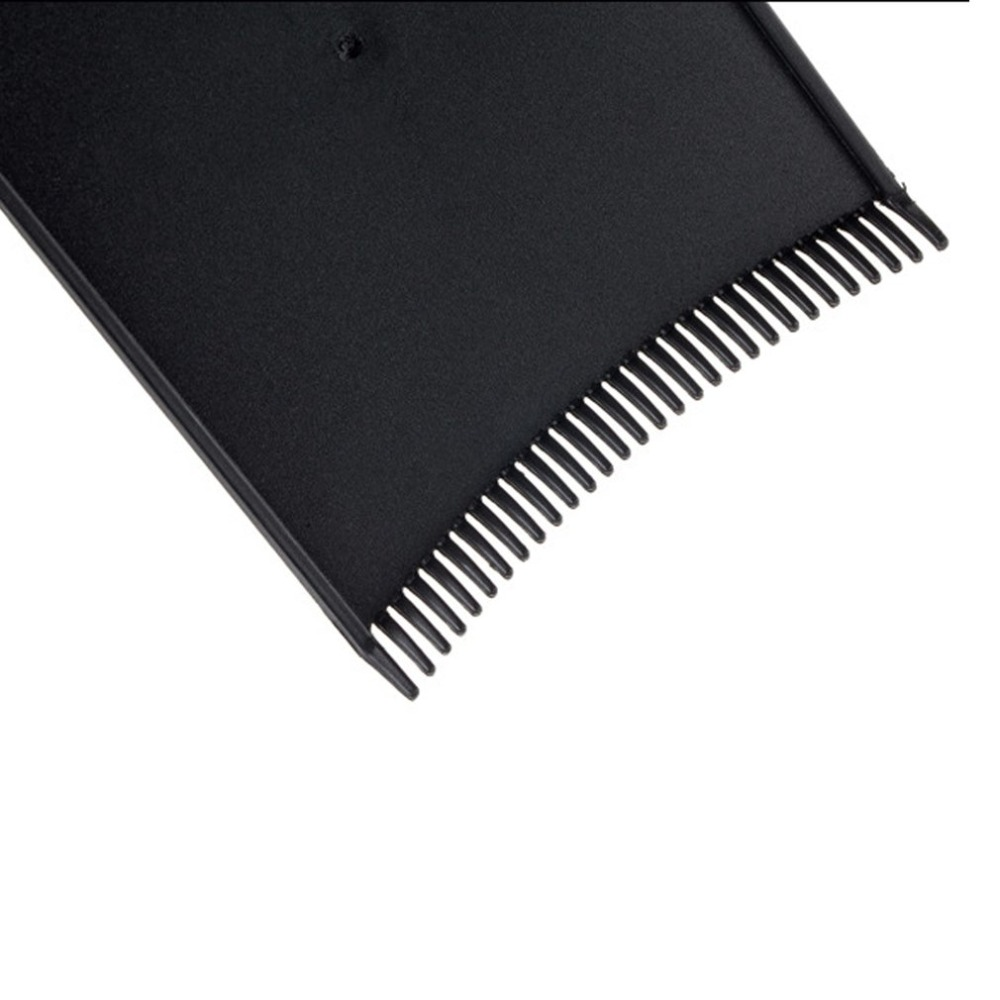 Купить с кэшбэком Salon Hairdressing Coloring Comb Tint Board Hair Dyeing Coating Brush Shovel Hair Styling Tool