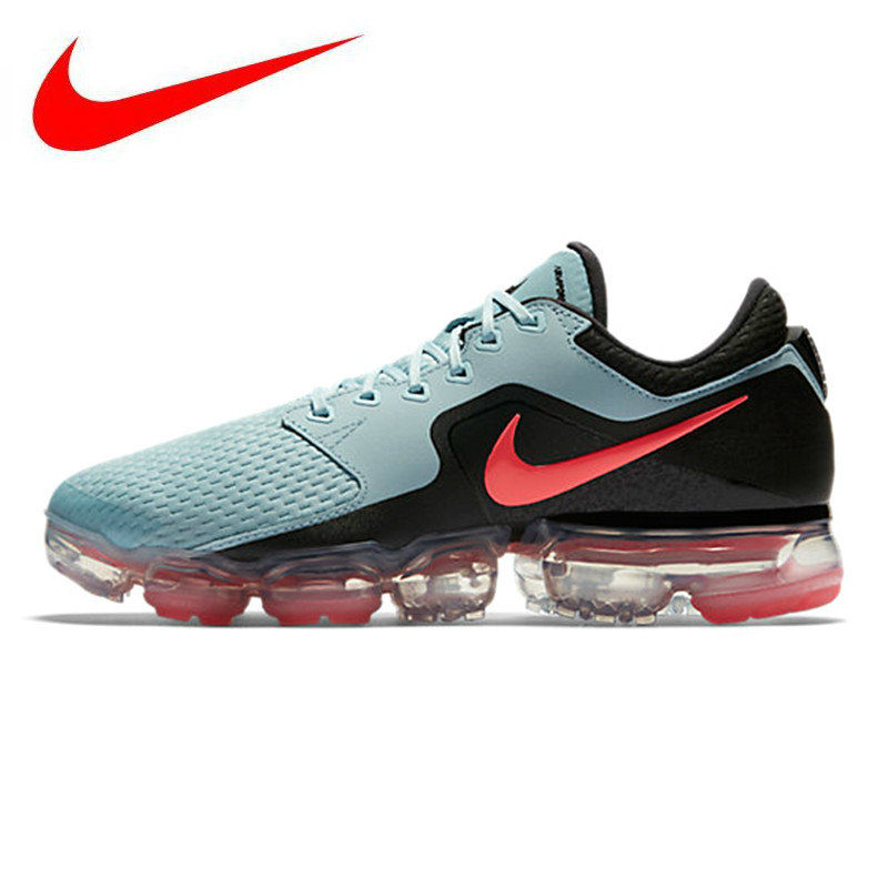 bfbac5c552 Detail Feedback Questions about NIKE Air VaporMax Women's Running Shoes,  Lightweight Breathable Non slip Shock Absorption, Light Blue & Black AH9045  400 on ...