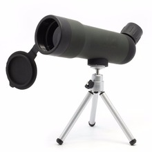 Best Buy TURE ADVENYURE New 20×50 Mini Monocular Telescope Camping Hunting Night Vision Spotting Optics Pocket Size Magnifier With Tripod