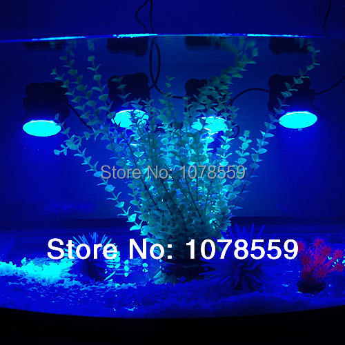 #Cu5 5 to1 New 36 LED Aquarium Waterproof Spot Light underwater spotlight submersible for water garden pond Fish tank fountain