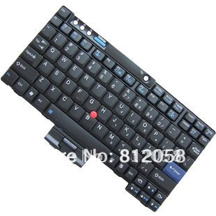 SSEA Original New Laptop Keyboard for IBM Lenovo ThinkPad X60 X60 Tablet X60s X61 X61s gzeele new us laptop keyboard for lenovo for ibm thinkpad edge e530 e530c e535 e545 04y0301 0c01700 v132020as3 without backlight