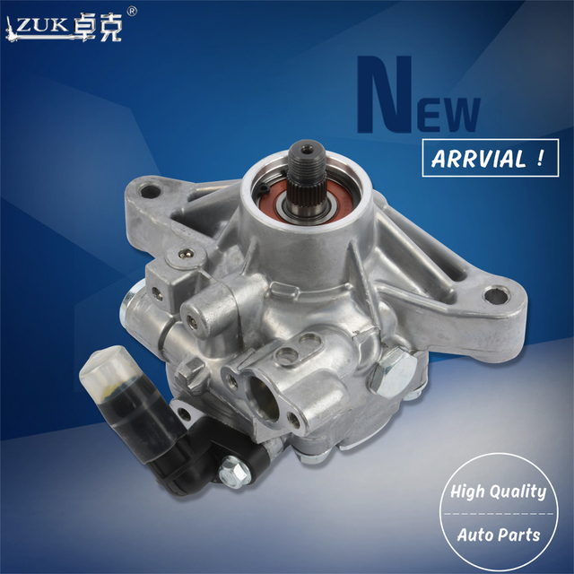Zuk High Quality Steering Pump For Honda Civic 2006 2007 2008 2009 2010 2017 Fa1 Fd1 1 8l Left Hand Drive Cars Only