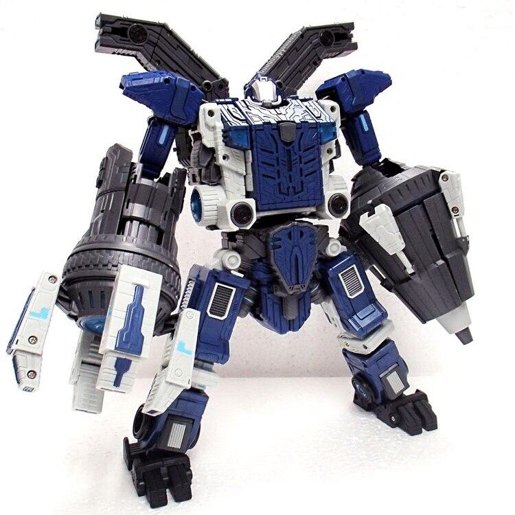 [Montrer. Z Magasin] Planète X PX-01B Gammadim Omega Sentinelle Transformation Action Figure