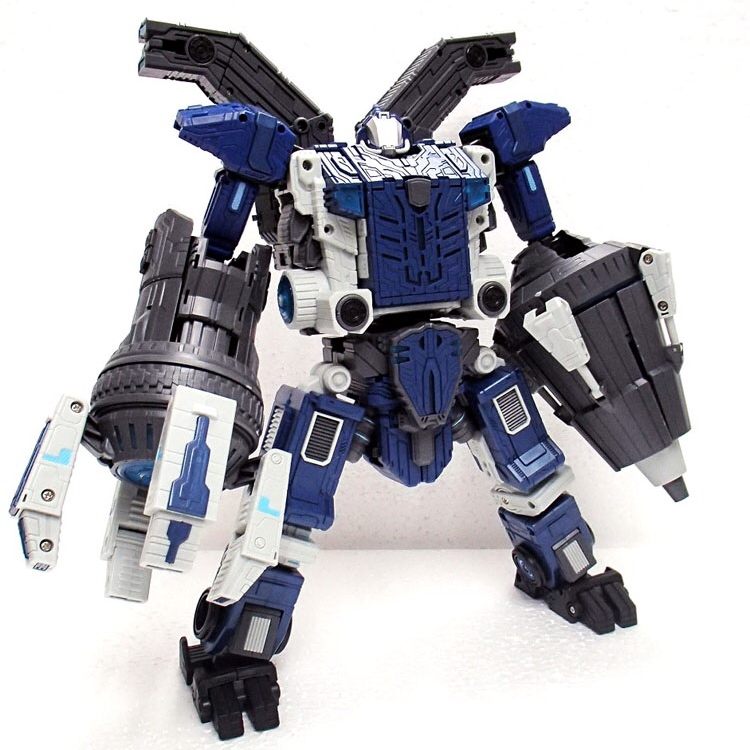 [Show.Z Store] Planet X PX-01B Gammadim Omega Sentinel Transformation Action Figure