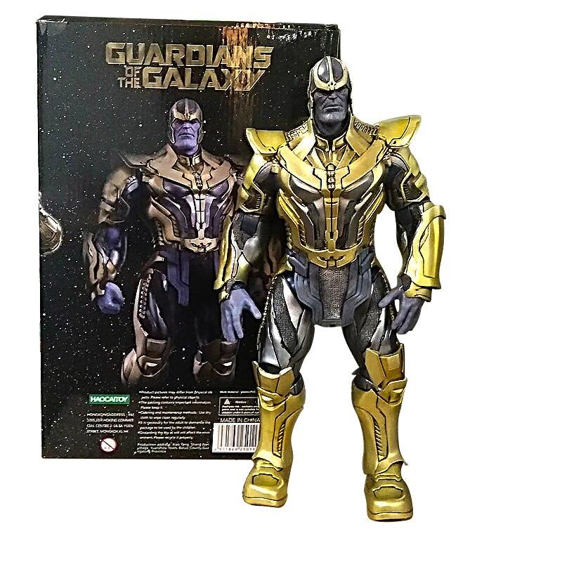 Thanos figurines Marvel légendes modèle jouets Avengers Infinity War Endgame 4 36 cm