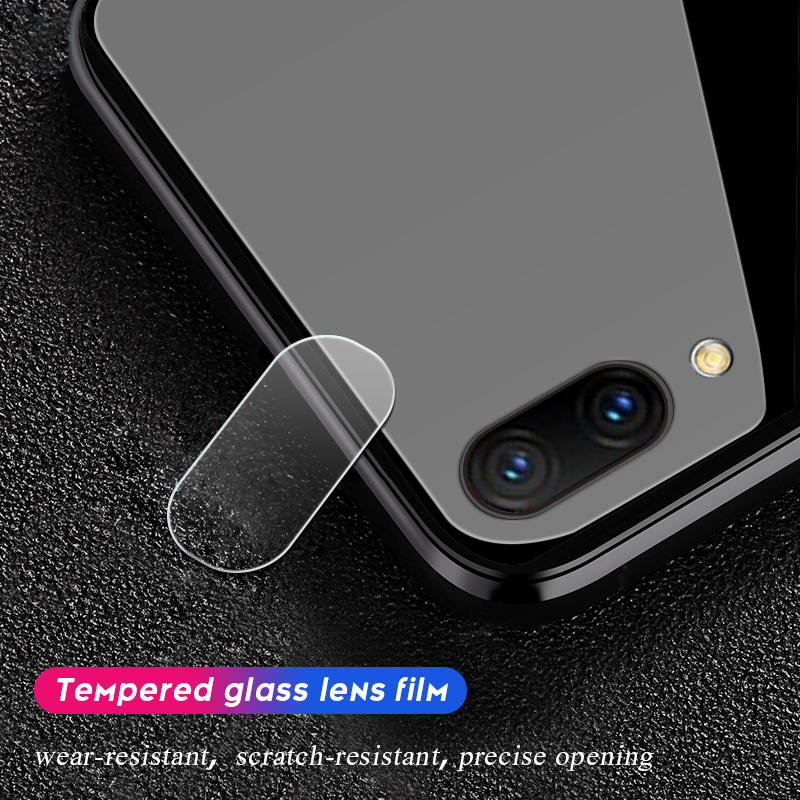 HD Rear Camera Lens Protective Protector Film For Huawei Honor 10 9 Lite 8X 7A 7C Pro 8C Play Back Camera Lens Tempered Glass image