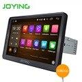 Joying Новый Android 5.1 система 10 ''Одноместный Дин Стерео Видео 1024*600 HD Gps-навигации Поддержка TV OBD 2 DVR WIF 4 Г DAB ВИДЕО