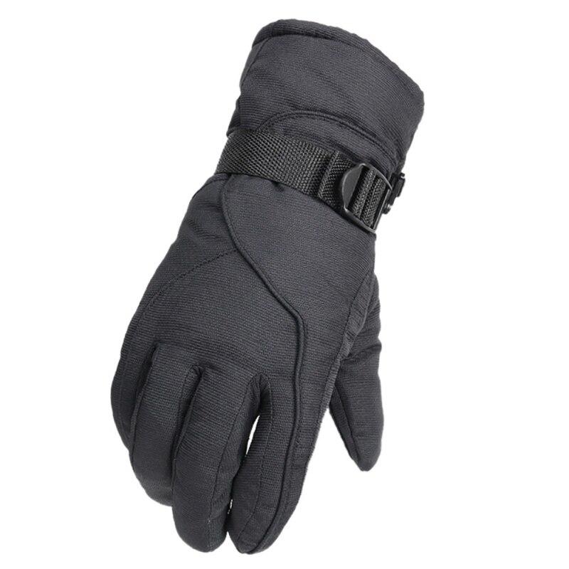1 Paar Anti-slip Unisex Winter Warme Ski Handschuhe Winddicht Wasserdichte Ski Handschuhe Radfahren Schnee Handschuhe Outdoor Sports3