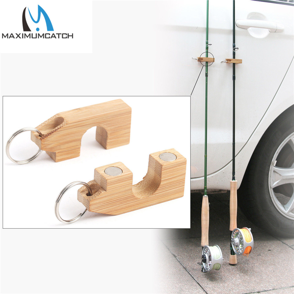 Aventik Magnetic Rod Holders Combo Pack 2 Designs in 1 Super Strong...