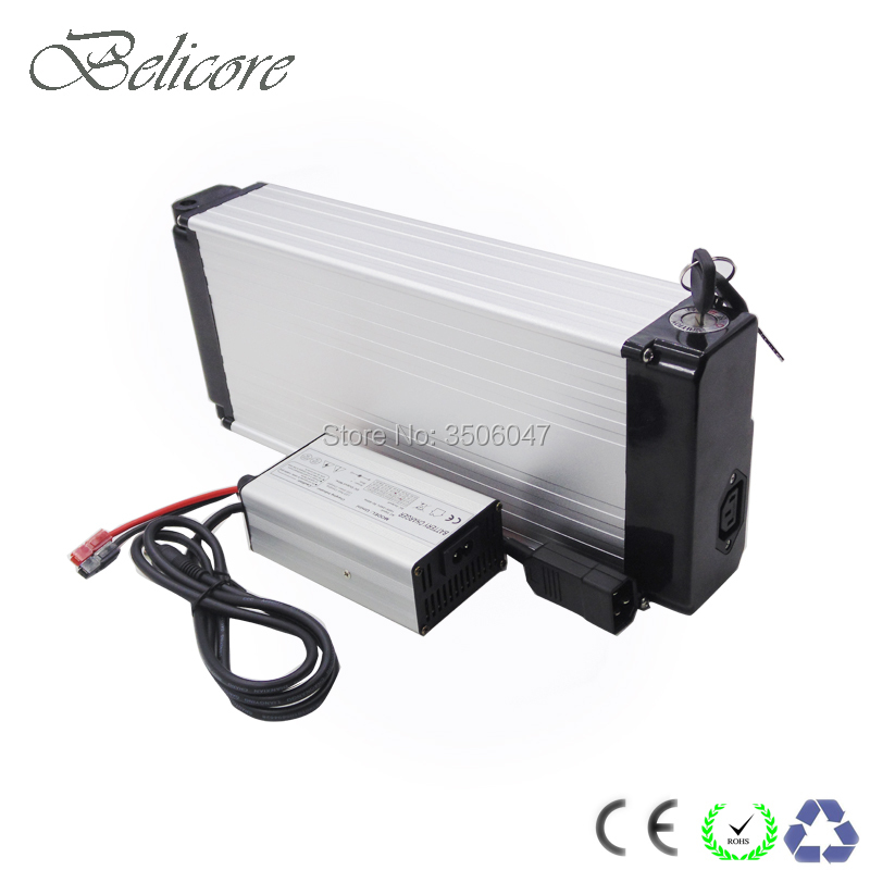 Ebike Battery pack 24V 36V 48V 10.4Ah 11.6Ah 12Ah 15Ah 17Ah 20ah 25Ah 35Ah 40Ah Electric Bikes Rear Rack battery
