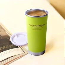 400 MLThermos Tasse Edelstahl Thermobecher Isolierte Thermos Becher Kaffee isolierflaschen & thermoskannen thermocup termos tumbler