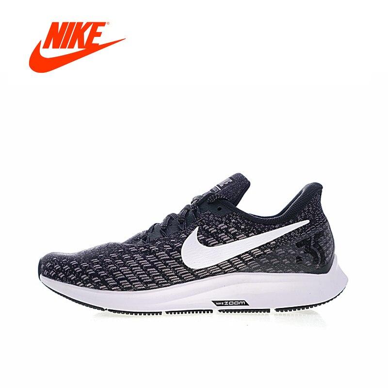 283335462de Nova Chegada Original Autêntico NIKE ZOOM PEGASUS 35 Mens Running Shoes  Sneakers Respirável Esporte Ao Ar