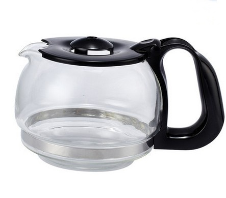 Coffee pot for BOSCH CG-7212 coffee machine accessories glass pot Coffee pot for BOSCH CG-7212 coffee machine accessories glass pot