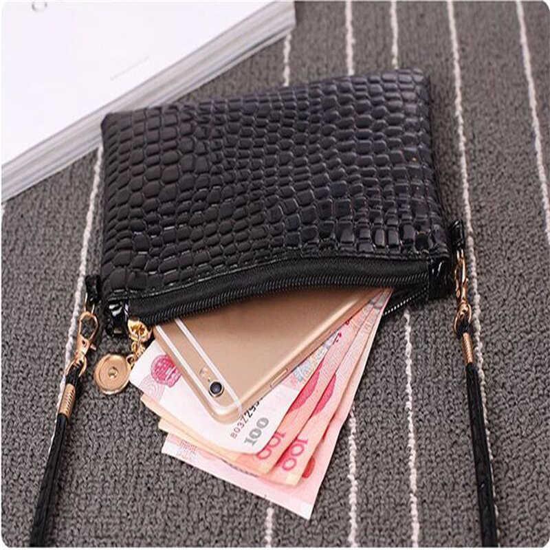 LKEEP do Saco Das Mulheres Bolsa de Crocodilo Padrão de Luxo Bolsa de Ombro Pequena Bolsa De Couro Crossbody Pequeno Tote Bolsa Das Senhoras