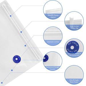 Image 3 - 手動真空シーラー袋ハンドポンプ食品ストレージ用ポンプ再利用可能な食品パッケージキッチンオーガナイザー真空ポンプ