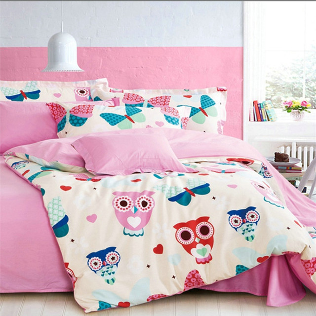 is in org owl brown bedroom cover pure set duvet blue homevibe gold luxurious compinst down decor