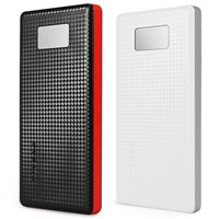 Original PINENG 10000mAh Portable Battery Mobile Power Bank USB Charger Li Polymer With LED Indicator For