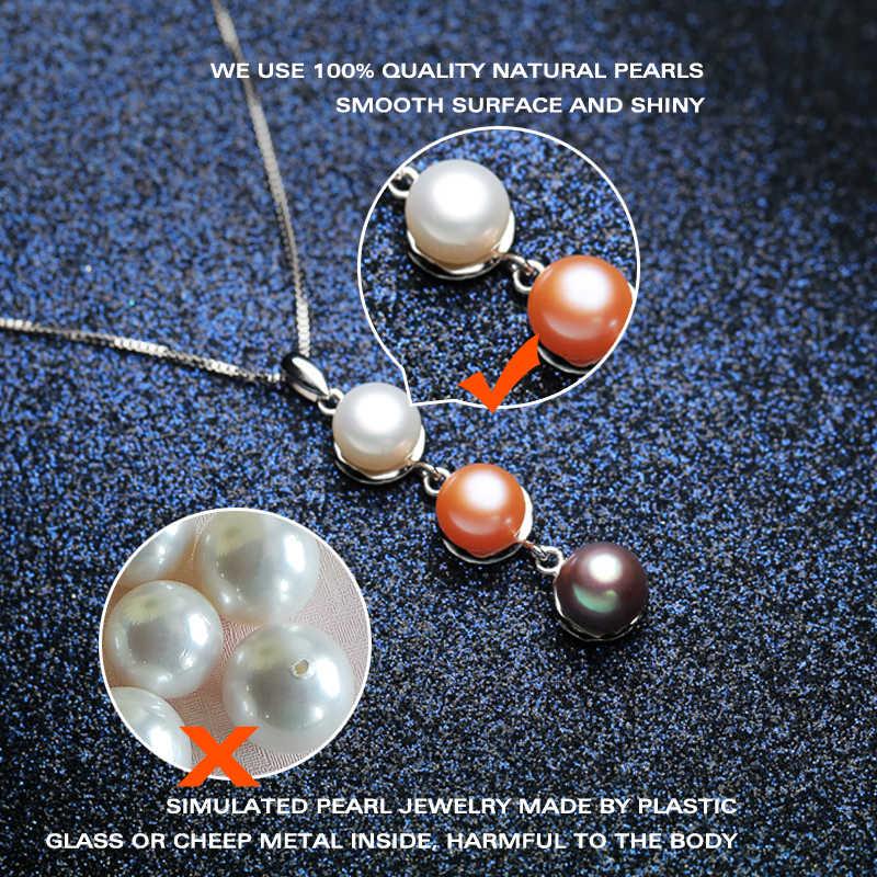 FENASY 2017 vintage zubehör perle halskette für frauen Hochzeit aussage halskette, Süßwasser Natürliche perle bijoux femme