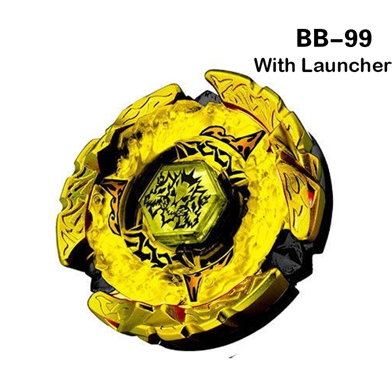Beyblade Burst Toys Arena Beyblades Toupie outdoor fun sport toy Beyblade hades kerbecs Masters Metal BB99 with Launch Spinning