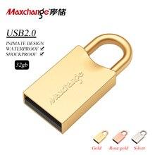 Maxchange 32gb USB Stick Storage Flash Memory Mini USB2.0 Pendrive U Disk USB Flash Drive Pen Drive
