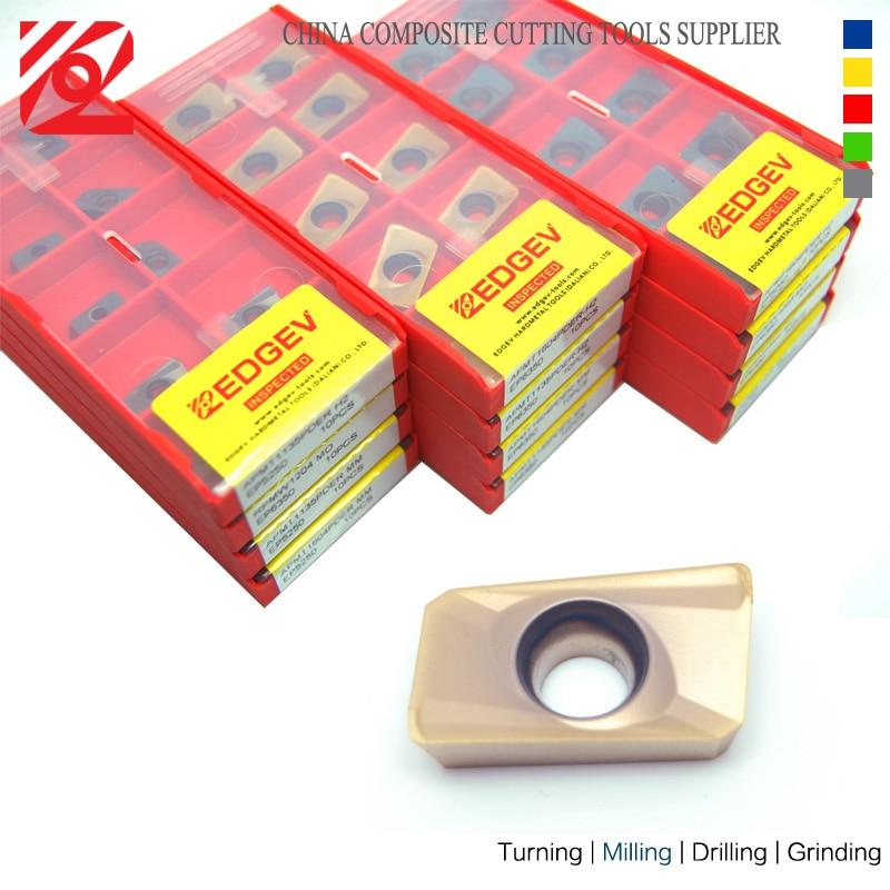 EDGEV APMT1604 APMT 1604 PDER H2 EP6350 Inserti in metallo duro per - Macchine utensili e accessori - Fotografia 3