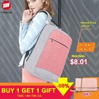 Multi Fashion Female Feminina Mochila Pink 15.6 Laptop Anti theft Backpacks Travel Women School Backpack for Girls Business Bag