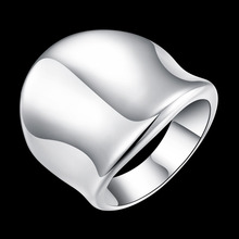 Men's Silver Plated Ring