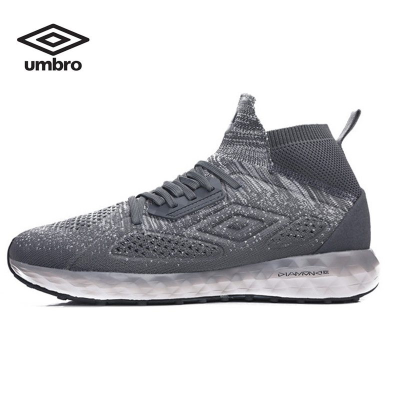 Umbro Men 2018 New Spring Breathable Running Shoes For Men Sneakers UI181FT0201 free ship sunset glow tiger flame es classical johnny a signature hollow body electric guitar china custom available