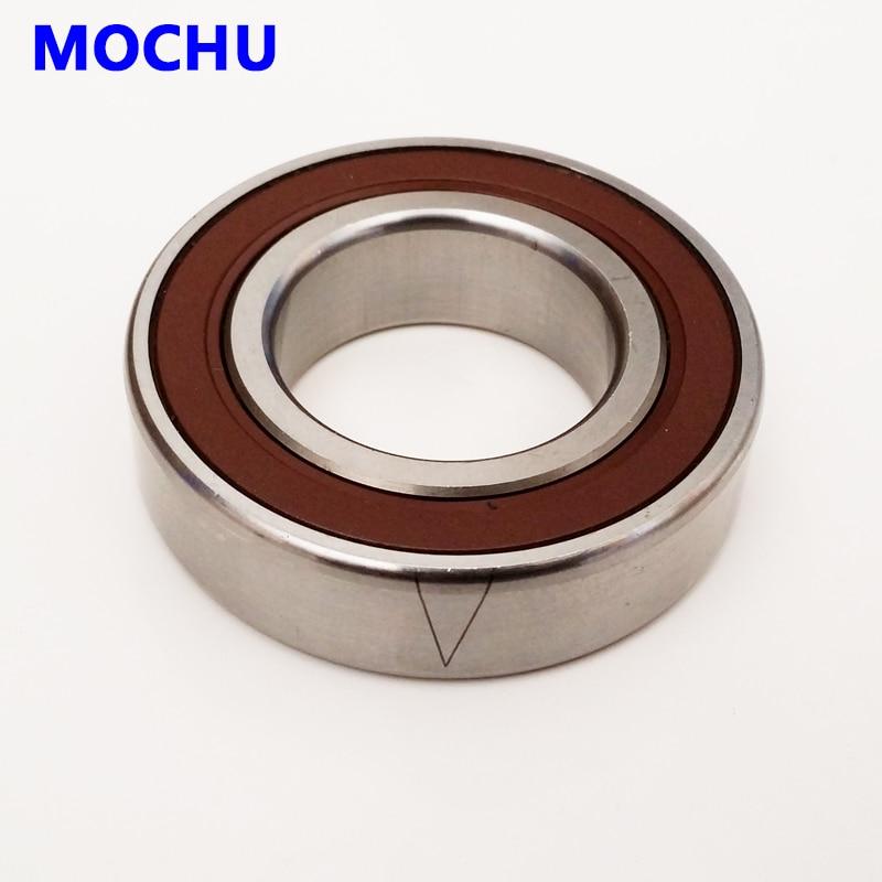 1pcs 7004 7004C 2RZ P4 20x42x12 MOCHU Sealed Angular Contact Bearings Speed Spindle Bearings CNC ABEC-7 1pcs mochu 7016 7016c 2rz p4 80x125x22 sealed angular contact bearings speed spindle bearings cnc abec 7