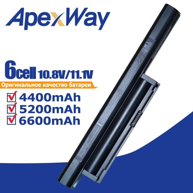 מחשב נייד סוללה עבור SONY BPS22 VGP BPS22 VGP BPS22A עבור VAIO VPC E1Z1E VPC EA1 EA16E EA1S EA45FG/B EA1Z1E EA27EC