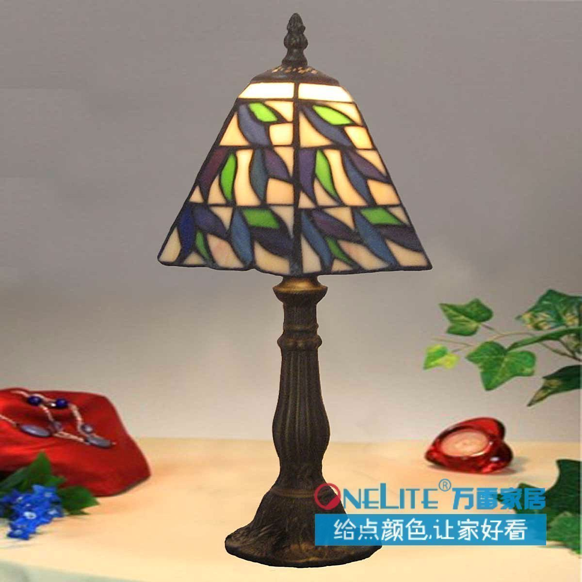 China red glass table lamp china glass table lamp - 2016 Direct Selling Iron Glass Table Lamps Crystal Table Lamp New Arrival 8 Tiffany Lighting Bedroom