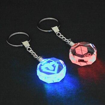 Crystal LED Light