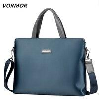 VORMOR Messenger Bag Men's shoulder bag Oxford male Bags Men's Briefcase Laptop 14'' Tote Crossbody Bags for men W6808