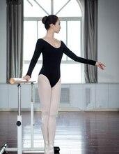 Eotardsเต้นรำชุดรัดรูปบัลเล่ต์สำหรับผู้หญิงเต้นรำเสื้อผ้า จัดส่งฟรีผู้ใหญ่แขนยาวยิมนาสติกL