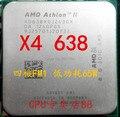 Для AMD Athlon II X4 638 настольных процессоров FM1 четырехъядерный процессор с низким энергопотреблением