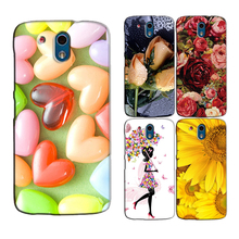 Phone Case for HTC Desire 526 326 dual sim 326G 526G Colorful Printing Hard Plastic Back Cover Original Capa Print Cases