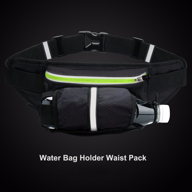Sireck Running Bags Waterproof Running Waist Bag Sport Water Bottle Holder Fitness Phone Pouch Jogging Belt Gym Bag Accessories 2
