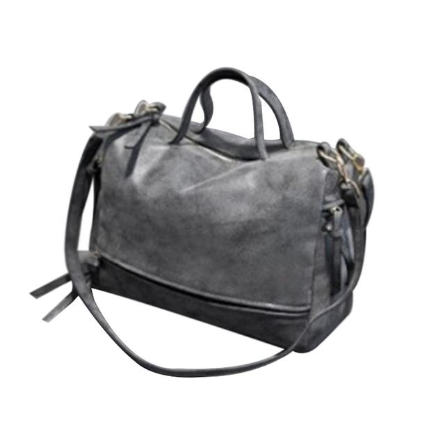 OLGITUM Fashion 2017 New Arrive Women Shoulder Bag Pu Leather Vintage Messenger Bag Motorcycle Crossbody Bags Women Bag F002