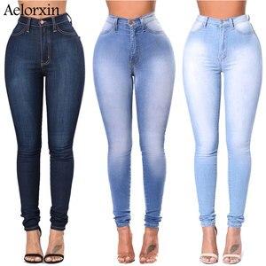 2019 Slim Jeans for Women Skin