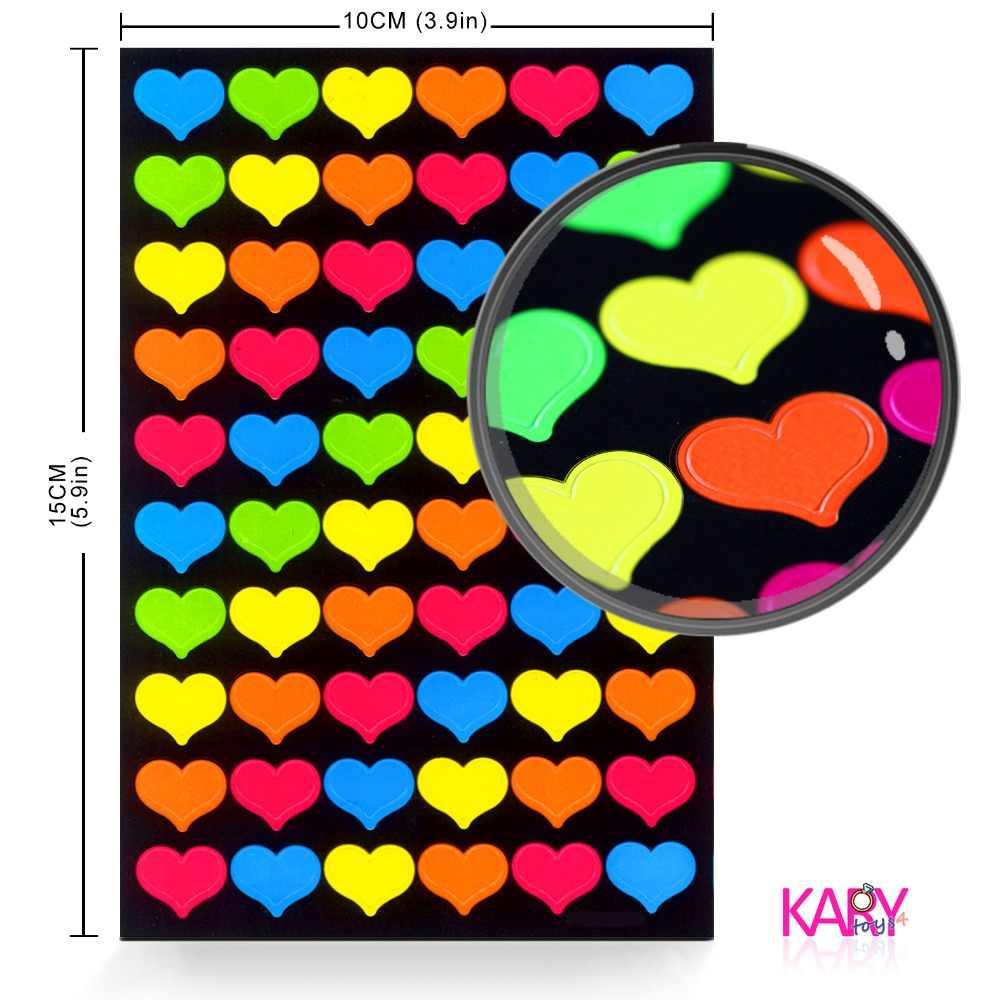 Лидер продаж 240 года, шт./упак., новый дизайн, 5 цветов, наклейки в форме сердца с сердечком, учитель, заслуга прайсена, награда, Детская школьная игрушка для школьников